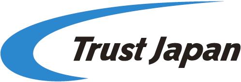 株式会社トラストジャパンロゴ